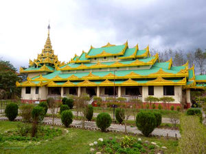 Pilgrimage of Peace: Lumbini, Nepal