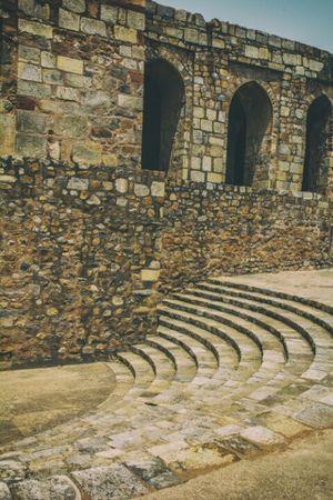 Purana Qila, delhi - a place with history