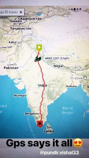 Limca Book Of Record || Fastest Kashmir To Kanyakumari On Bikes