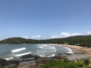 Unplanned? Don't worry, pack your bags for Gokarna.
