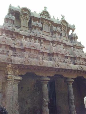 Rendezvoused with Mahabalipuram