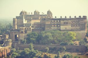 Orchha Fort Complex 1/undefined by Tripoto