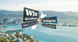 Techies Take Note! New Zealand Is Giving 100 Smart Techies A Free Trip To The Island Country