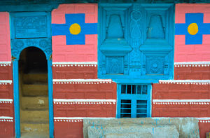 Art Attack At This Village in Uttarakhand Left It Transformed and How!
