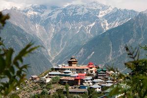 कल्पना से परे है हिमाचल काये छोटा सा गाँव कल्पा!
