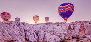 Perfect 8 days in Turkey- Istanbul, Cappadocia, Fethiye, Pammukale, Kusadasi