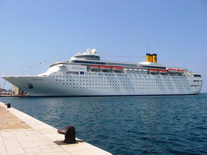 Cruising from Cochin to  Maldives on Costa Cruises - 3 Nights on a ship.