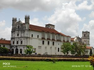 Church of St.Francis and Basilica of Bom Jesus, Goa