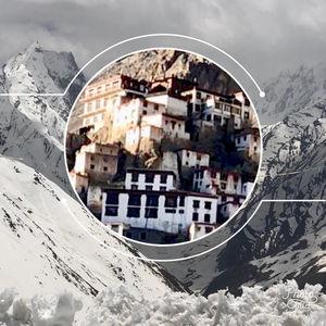 Spiti Valley in June 2 019  (Part 1 : Kalpa -Tabo via Gue Monastery).