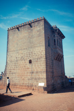 Birthplace of Chhatrapati Shivaji Maharaj - Shivneri Fort