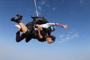 Tandem 'Skydive' dubai