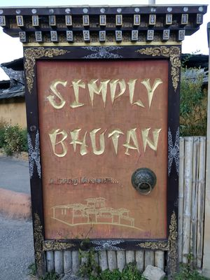 Simply Bhutan 1/undefined by Tripoto