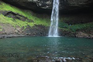 Devkund waterfalls-heaven meets the earth