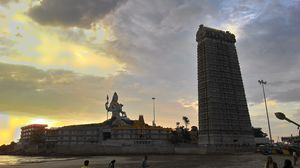 Statue Of Lord Shiva - Murdeshwar, Karnataka