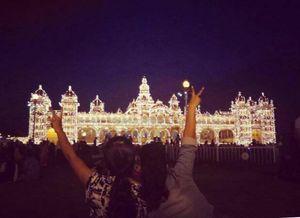 Jewel'd Mysore Palace