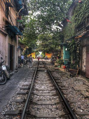 Life on the train street- Hanoi#notonTripoto