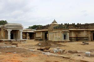 Someshwara Temple- Lakshmeshwar, Gadag.
