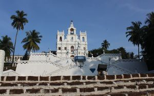 Our Lady of the Immaculate Conception Church-Goa