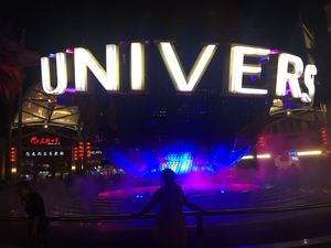Universal Studios Singapore : What's in there?