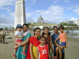 Trip to Murudeshwer