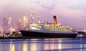 World's Greatest Cruise Liner Ship Is Now A Luxury Hotel, Giving Us Another Reason To Visit Dubai!