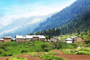 Ditch Manali This Summer And Head To This Remote Village In Himachal Instead For Some Peace & Calm