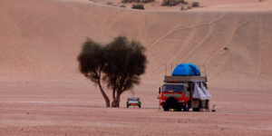 This Luxury Truck Driving To Exotic Locales In India Is Your Best Bet At Living The Nomad Life