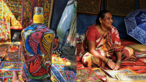 This Village Near Kolkata Revived A 13th Century Dying Art Form To Save Itself From Poverty