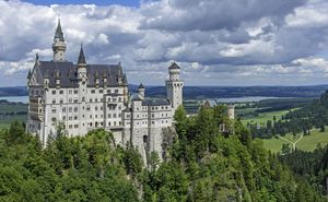 8 Castles Around The World Where You Can Stay And Give Luxury Vacationing A New Meaning!