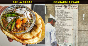 Hungry But Broke? 10 Amazing Joints In Delhi Where You Can Have A Hearty Meal In Less Than ₹200!