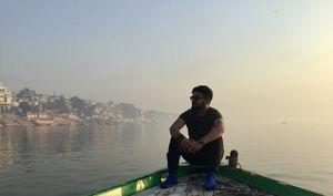 Varanasi - THE POSITIVE VIBE CITY
