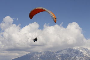 When I Decided To Fly High In The Himalayas.