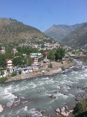 Virgin Places of Himalayas <Manali>
