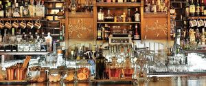 Prancing Around Prague's Posh Bars