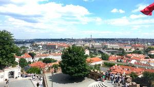 Picturesque Playful Prague
