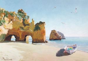 Portugal - Algarve, West Coast