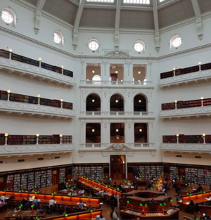 State Library of Victoria 1/undefined by Tripoto