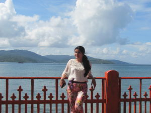 Poser's Special - 5 picture perfect places in and around Port Blair ;)
