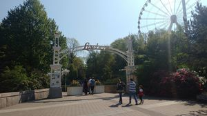 Liseberg Amusement Park #GothenburgSweden