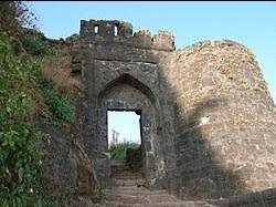 Famous Citadel near Pune
