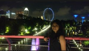 The Much awaited Solo Trip #Singapore