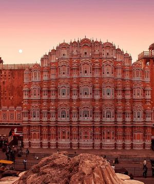Title : Hawa Mahal, Jaipur #BestTravelPictures Theme: Architecture