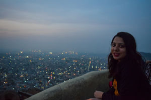 Nahargarh fort and its photo story <3