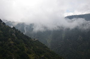 Enroute Blissfulness: McLeod Ganj