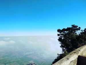 Just Chill at Nandi hills - You are above the clouds !