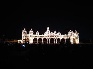 Solo trip to Monumental Mysore