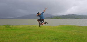 10 treks this Monsoon under Rs 1500 TOTAL with my 9to6 job #NustaAdventure #GreenSahyadri