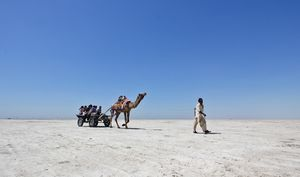 Gujarat - Rann of Kutchh and more