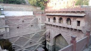 Toorji ka jhalra Step Well 1/undefined by Tripoto