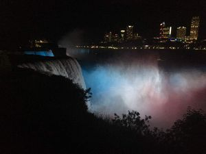 Bewitched by Niagara Falls